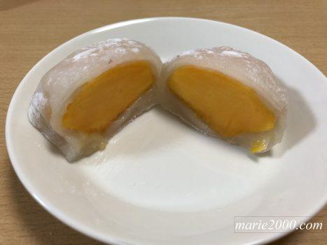 一心堂マンゴー大福