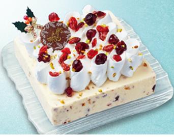 カッサータ風アイスケーキ