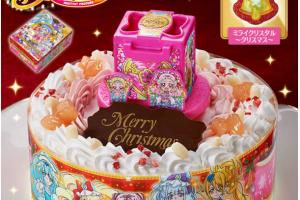 バンダイプレミアム プリキュア クリスマスケーキ