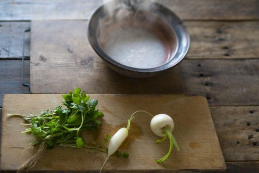 七草がゆ レシピ