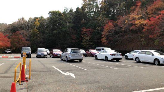 勝尾寺 駐車場