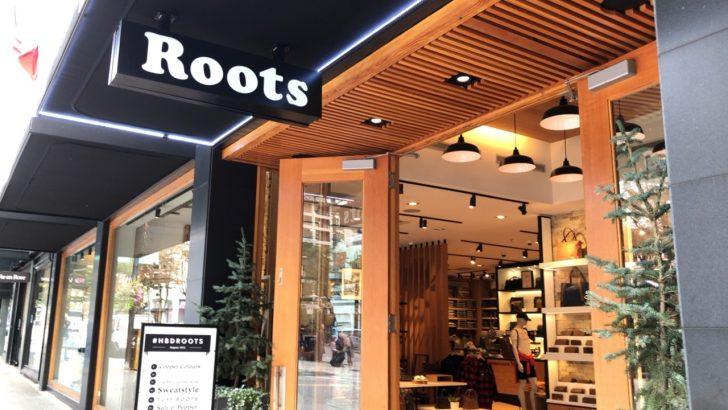 カナダ Roots