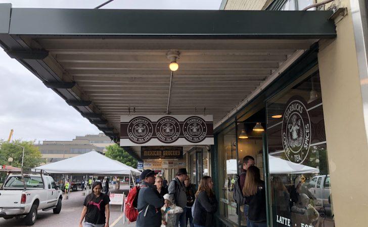 シアトル スターバックス1号店